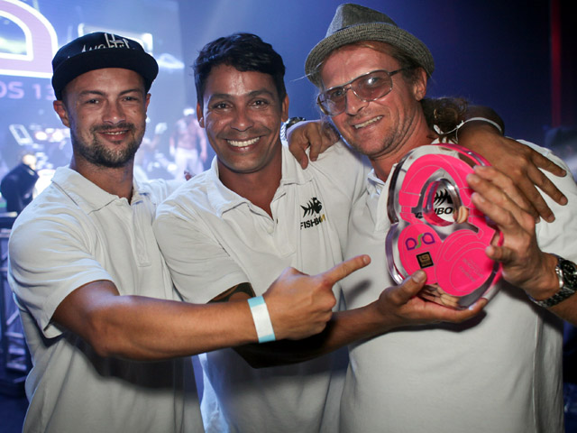 Fishbone Team : Destaque Beach Club Brasil